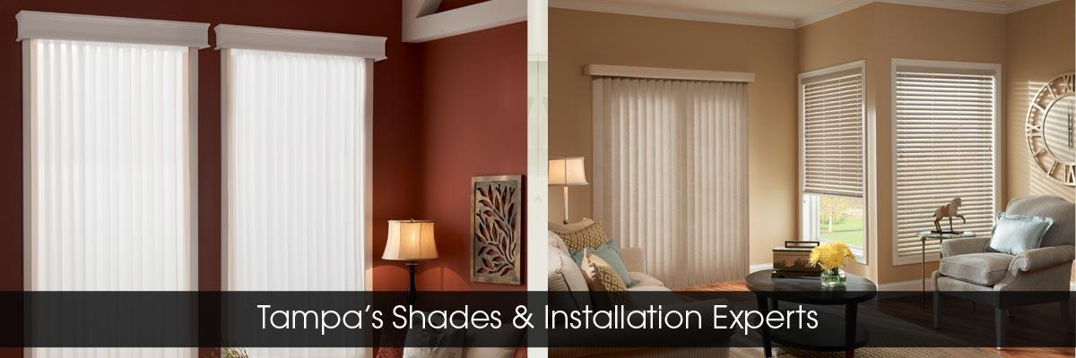 window shades tampa fl
