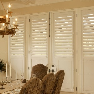 Plantation Shutters In Tampa Fl Window Treatments